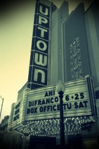 Photo of marquee
